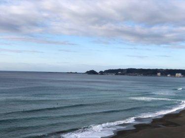 東海上の低気圧からの北東うねりが反応、今日明日は一宮や千倉周辺が無難な選択【2020.3.17】