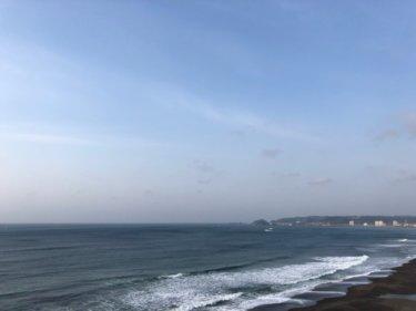 北東うねりが続き北東の風が入るパターン、千葉南エリアのポイントと街の状況は・・・【2020.4.16】