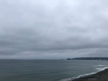 オホーツク海高気圧からの北東の風+東〜北東うねり、今日も肌寒い一日【2020.5.21】
