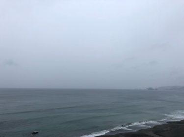どんより曇り空で北東の冷たい風、大潮のミドルタイドがよさそう【2020.5.22】