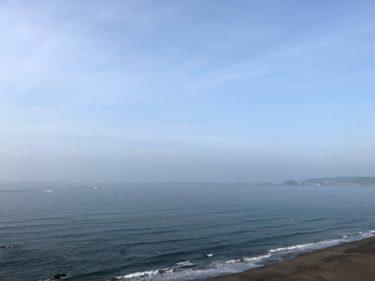 サイズダウンした平日の朝でも多くのサーファーが楽しんでます【2020.6.3】