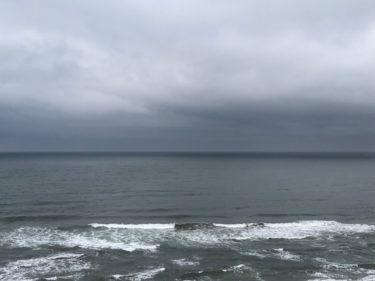 そろそろ週末の波が気になる頃、土曜の朝一は少し期待できる波が入るかも⁈【2020.7.15】