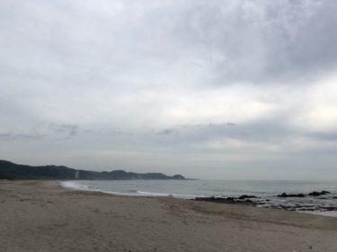 南西の風波はサイズダウンしイマイチまとまらず水温も下がってる【2020.7.3】