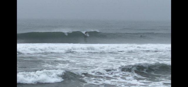 マルキの波