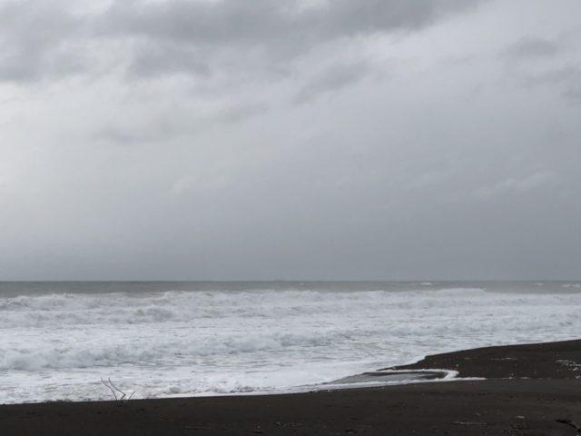台風12号千歳