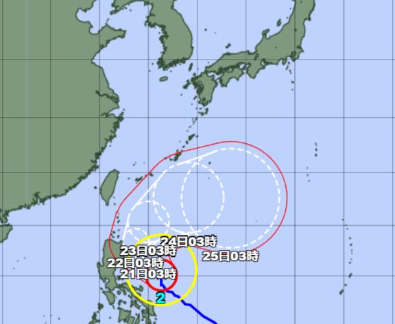 台風2号_210420