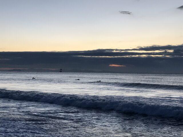 ビギナー向けの波