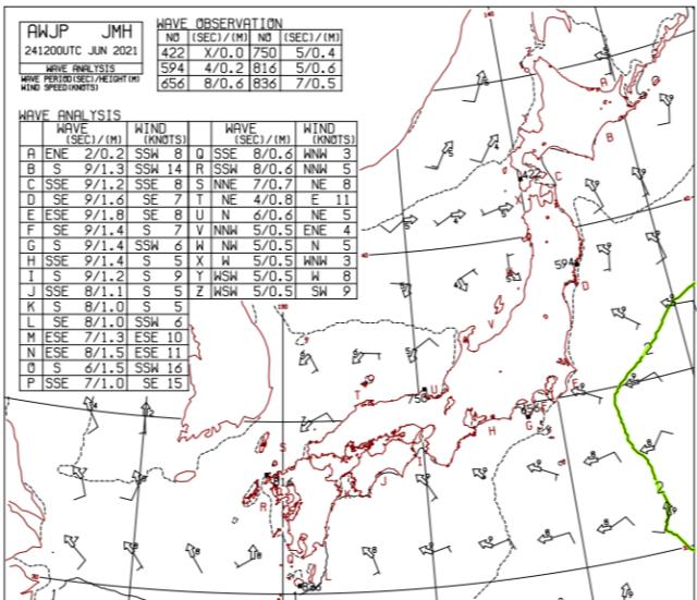 沿岸波浪実況図_210624_21