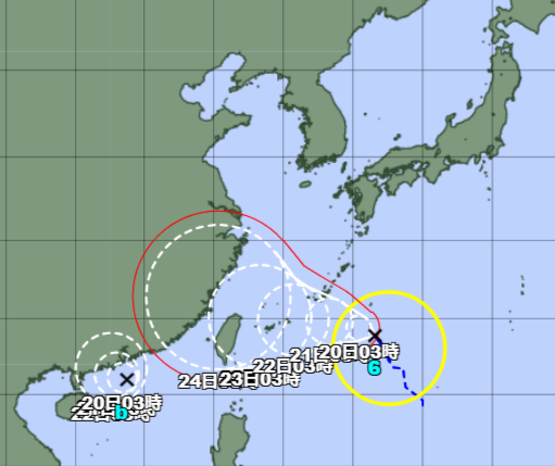台風6号_210719