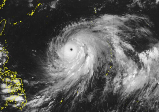 台風16号_210926_衛星画像