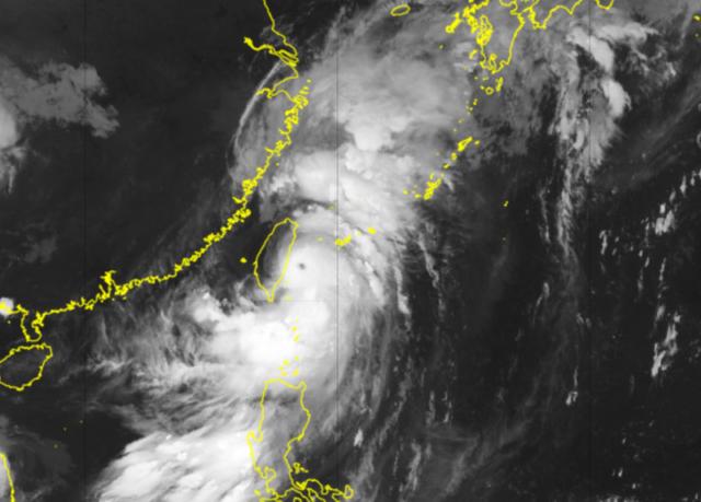 台風14号_210912_赤外画像