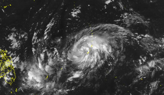台風16号_210923_赤外画像