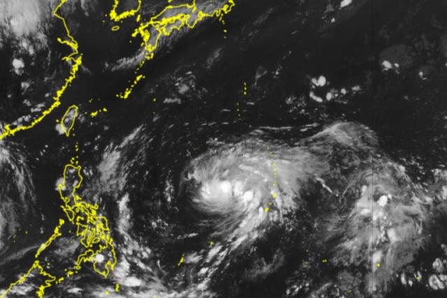 台風16号_210924_赤外画像
