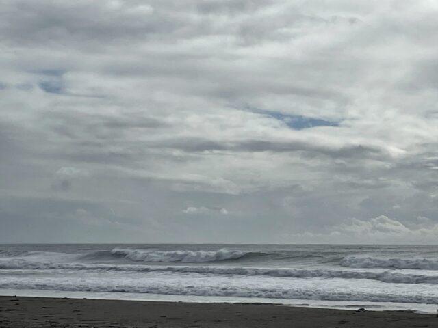 今日の波1