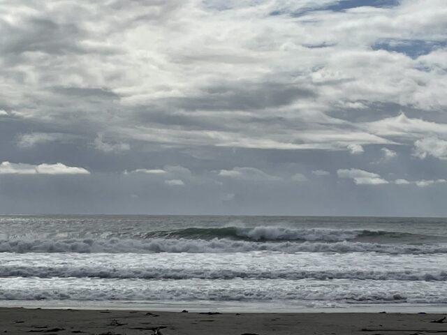 今日の波2