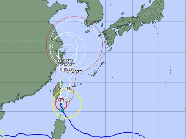 台風14号_210911
