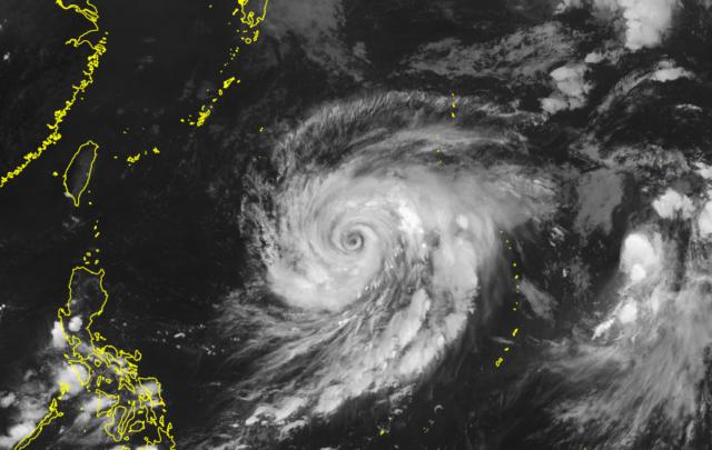 台風16号_210927_衛星画像