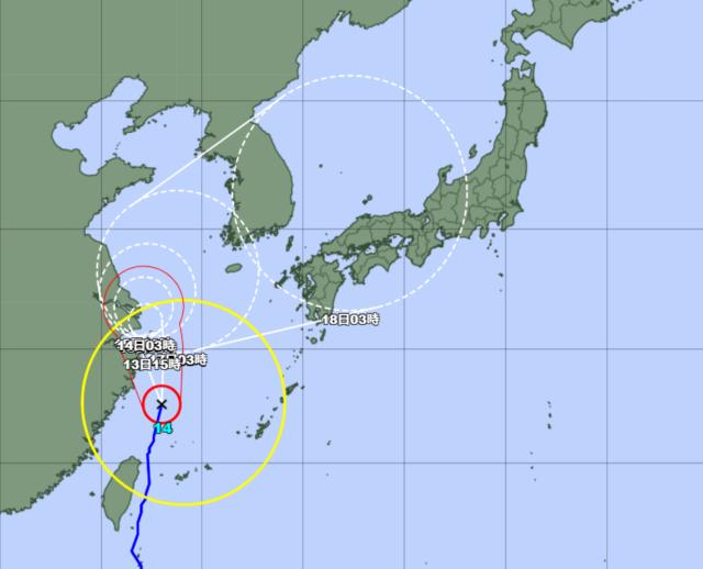 台風14号_210913