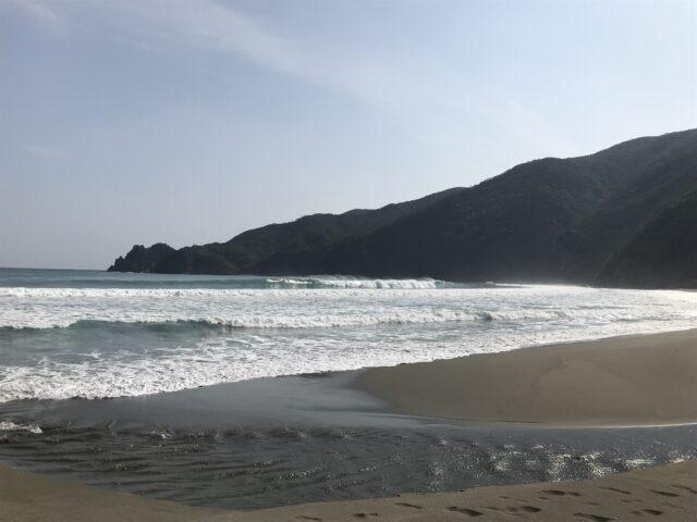 奄美大島嘉徳海岸