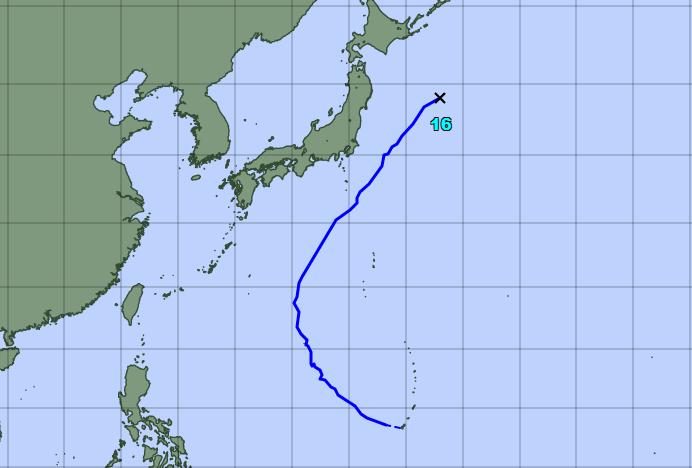 台風16号_211002