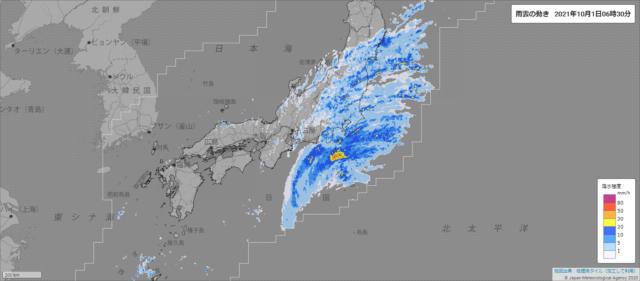 雨雲の動き_211001